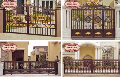 鋁(lv)藝庭院大門
